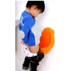 B@bi 便攜男童站立小便器 (白色) / Portable Potty Toddler Boys Urinal (White)